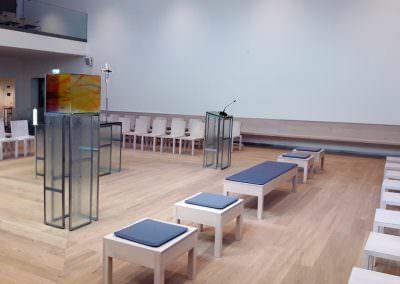 Kapelle in der Orthopädischen Kinderklinik in Aschau